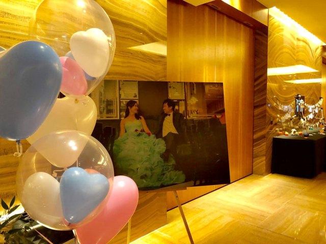 Grand Hyatt Residences Wedding Live Band Emcee