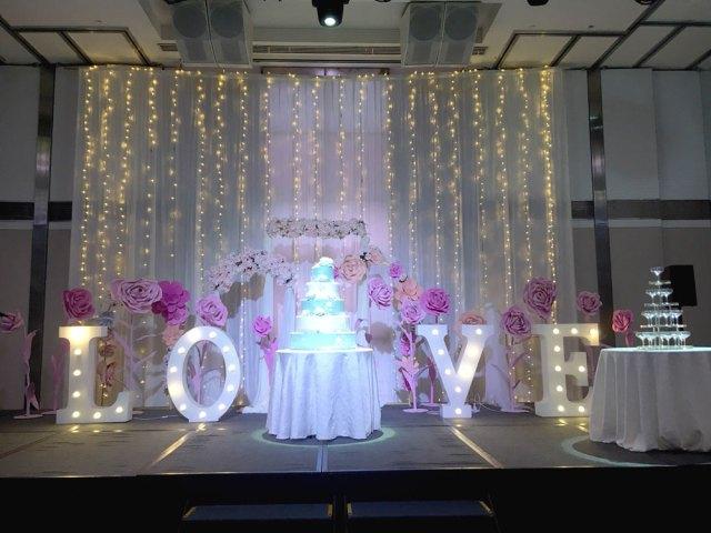 Marriott Singapore Wedding Live Band Emcee MC