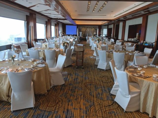 Level 69 Wedding Ballroom