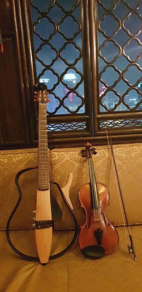 China Club Wedding Live Band Music Emcee