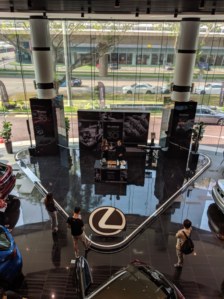 Lexus 30th anniversary