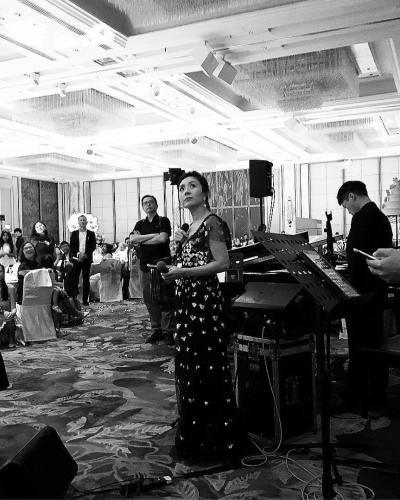 Shangri-la 5-piece wedding music band singapore