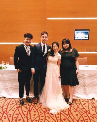 Ramada by Wyndham Singapore at Zhongshan Park Wedding