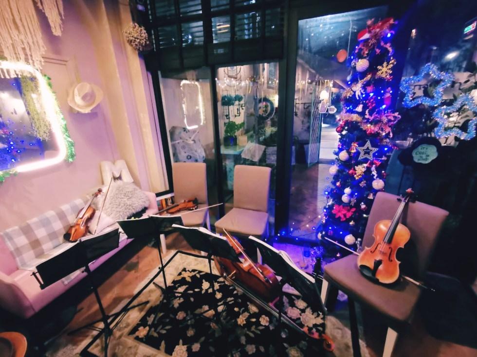 String quartet Singapore best Sofi Cafe