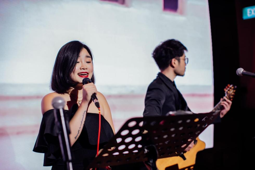 Best Singapore Wedding live Band Review