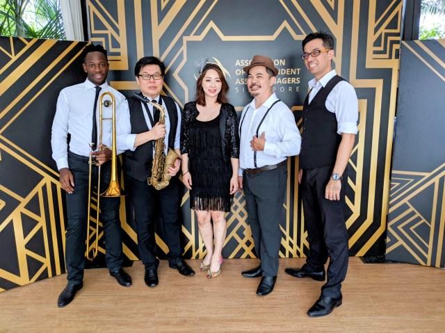 Singapore Gatsby Live Big Band