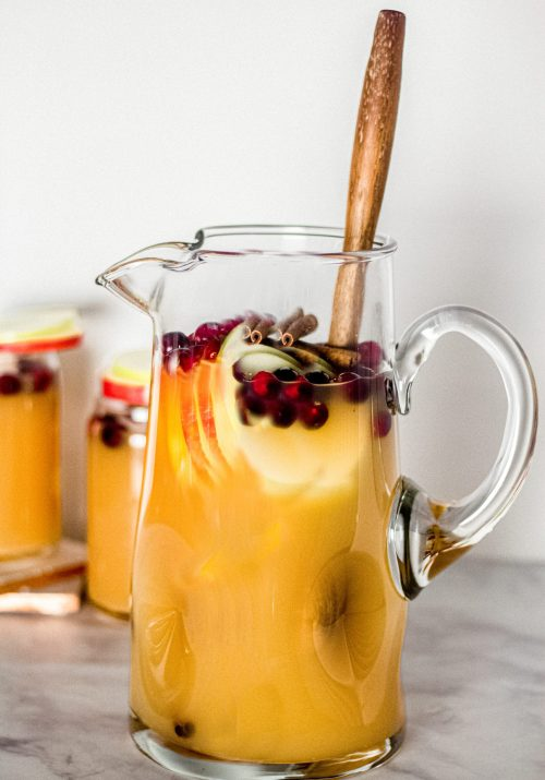 Holiday Apple Sangria