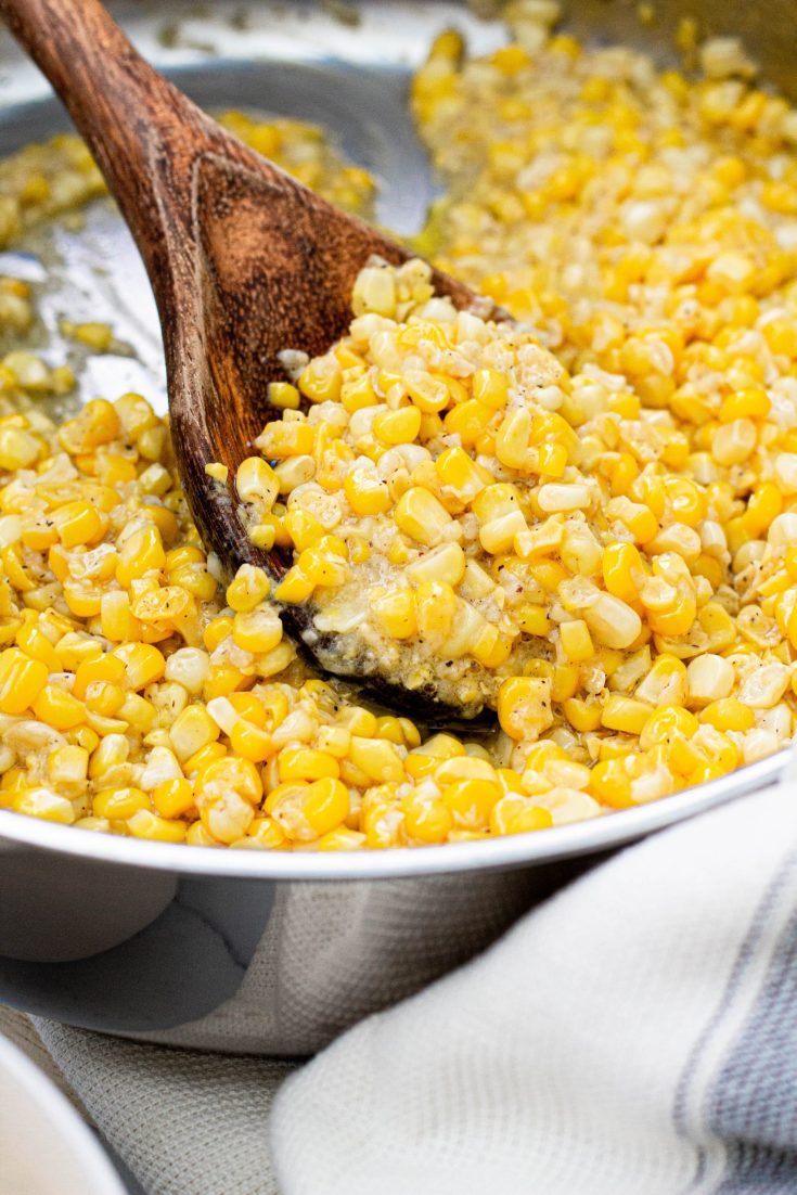 Sweet Southern Fried Corn