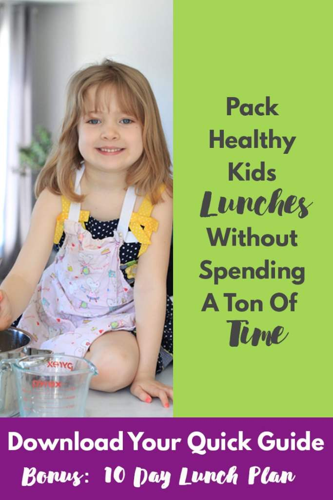 Winnipeg kids nutrition Healthy kids lunches