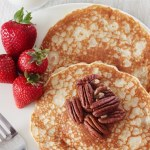 2 in 1 Whole Wheat Pancakes & Waffle Recipe
