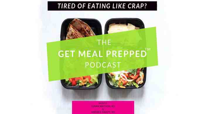Susan Watson Meal planning podcast