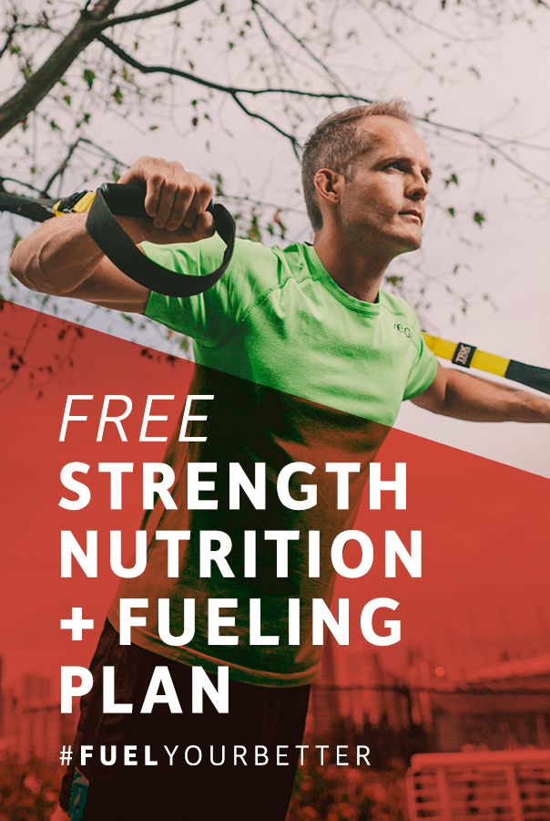 Free Strength Nutrition + Fueling Plan