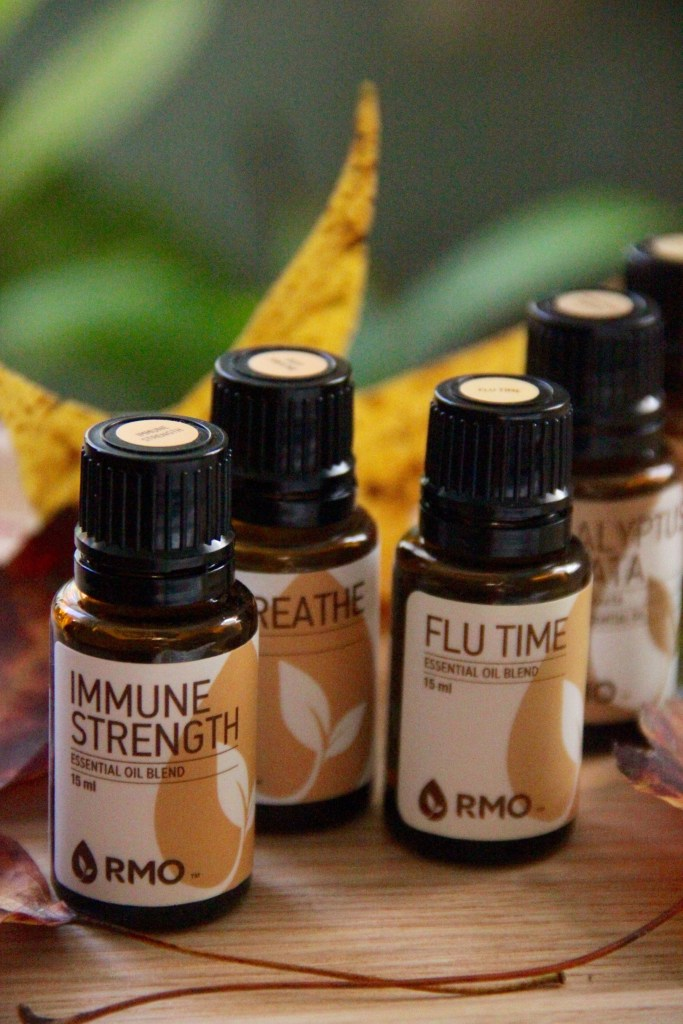 The Best Essential Oils for Colds and Flu
