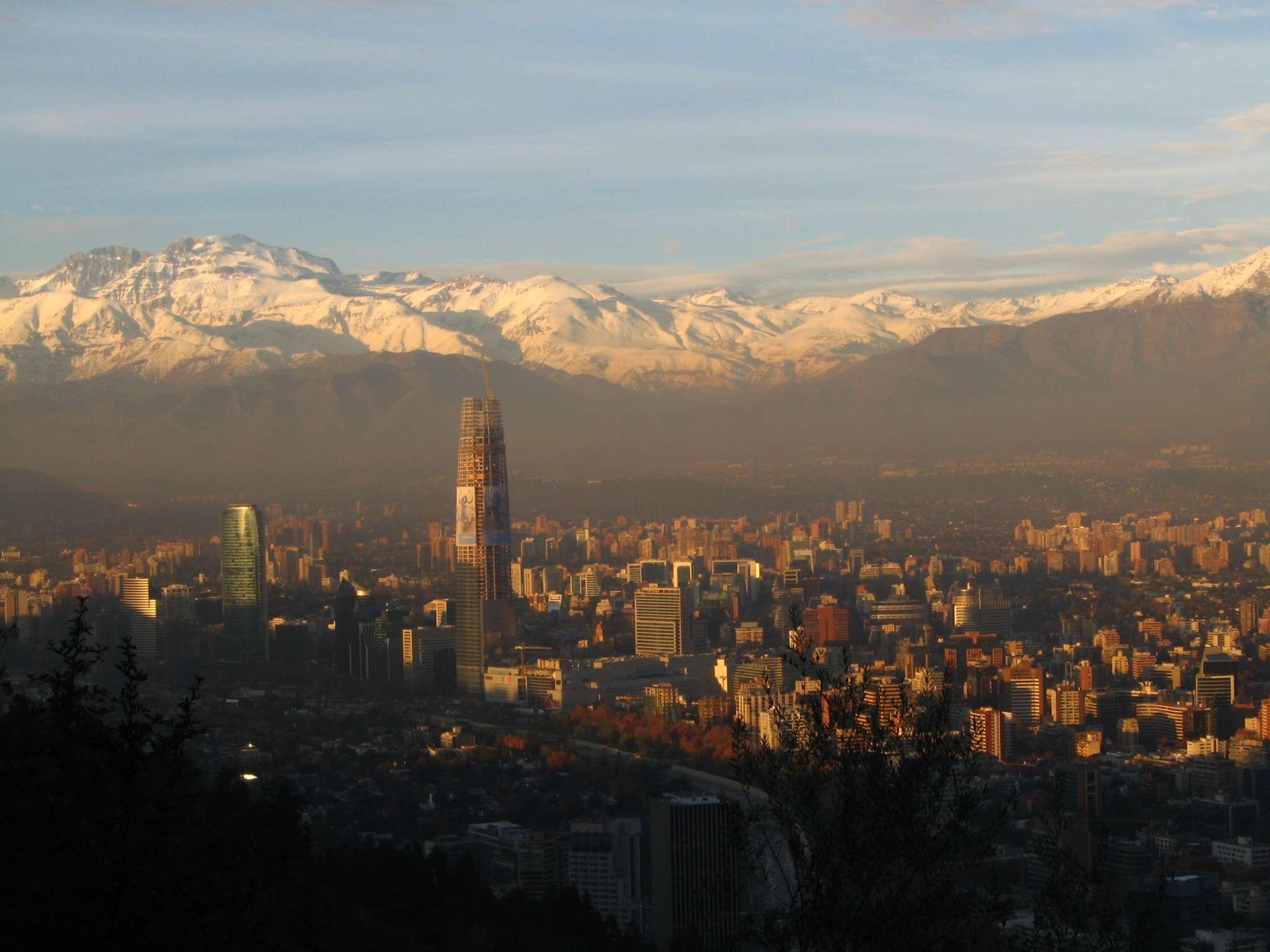 Latin America: Forgotten Continent