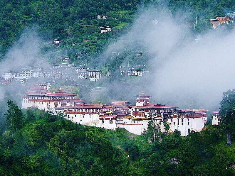 Bhutan: In the Shadow of the Tiger and Dragon