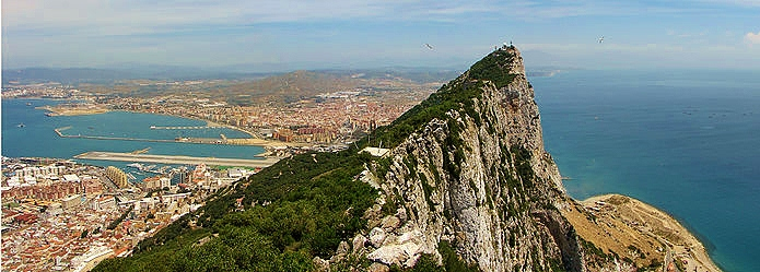 Britain Overseas (Part 2): The Rock of Gibraltar