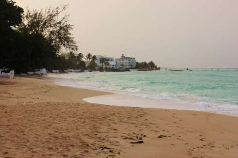 (Above: Barbados not only offers culture, but also a slice of the Caribbean ideal that all tourists here seek)