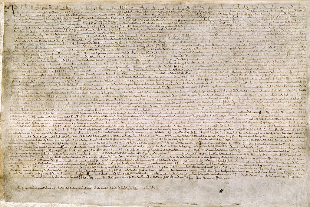 The Legacy of Magna Carta