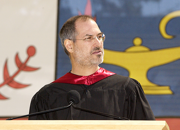 Stanford Commencement Speech, 2005 – Steve Jobs