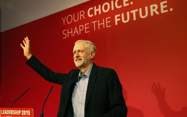 Corbyn's Changing World