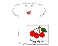 Women's Gone Vegan Short Sleeve Tee