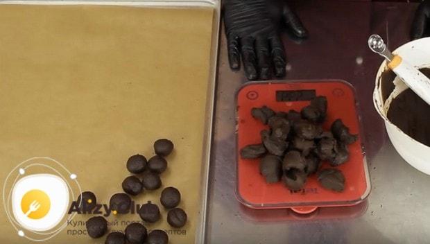 Čokoláda klid v mikrovlnné troubě.