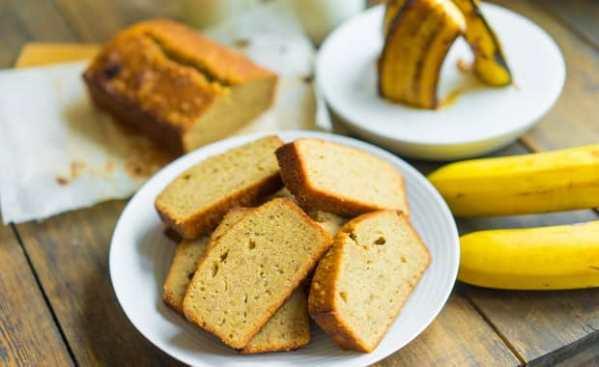 Рецепт приготовления вкусного бананового хлеба