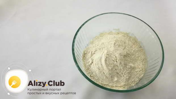 Судағы пелисте рецепт және ұнмен ұн