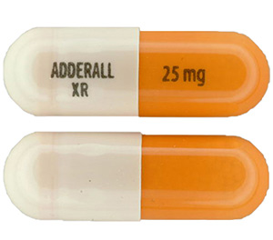 Adderall pill
