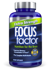 Focus Factor Alizyme Review