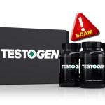 Testogen Scam Report