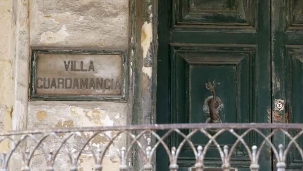فيلا الملكة اليزابيث في مالطا
