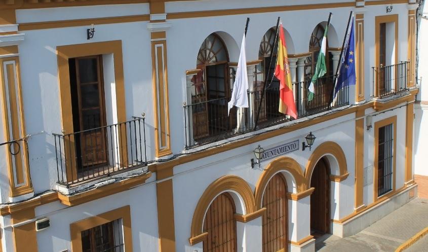 Ayuntamiento de Albaida del Aljarafe.