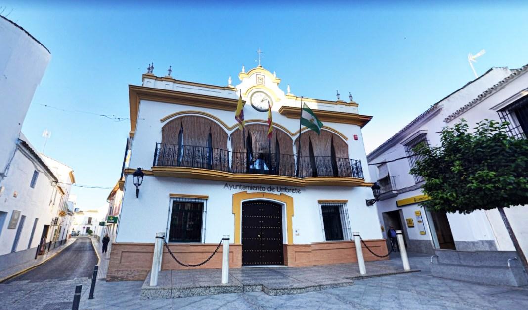 Ayuntamiento de Umbrete.