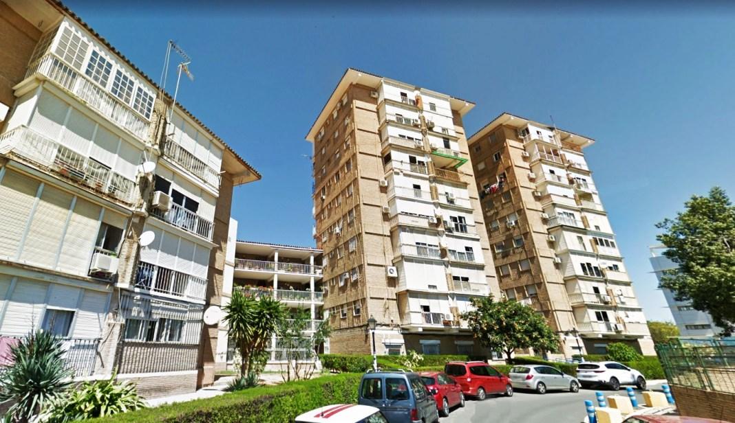 Edificios de Ciudad Aljarafe, en Mairena del Aljarafe.