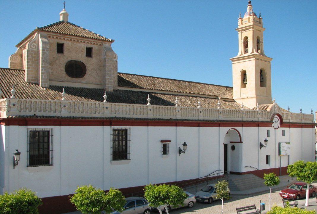 Colegiata de la Virgen de las Nieves, Olivares.