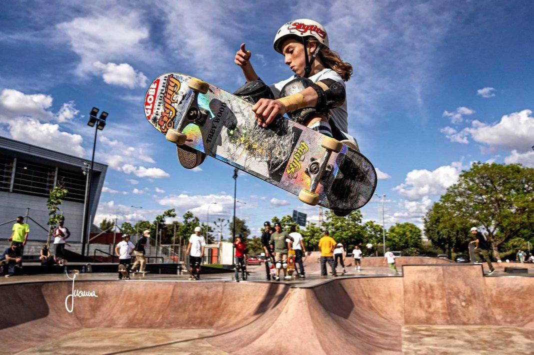 Campeonato de Skateboarding en Camas. Europa Press.