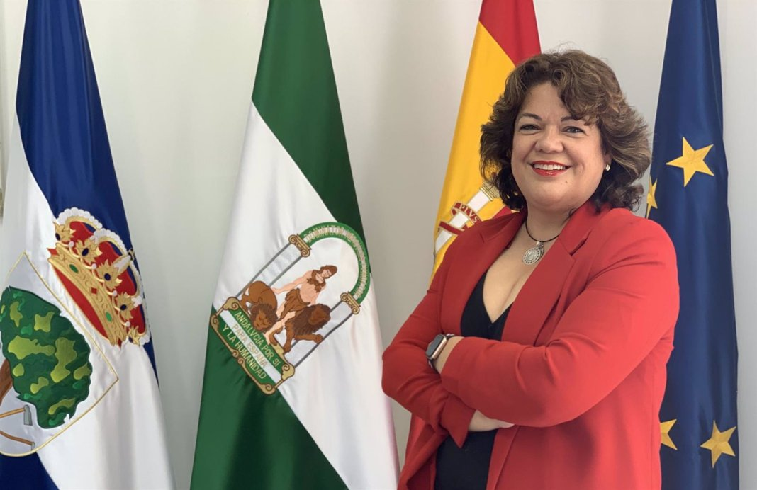 María Eugenia Moreno, alcaldesa de Huévar