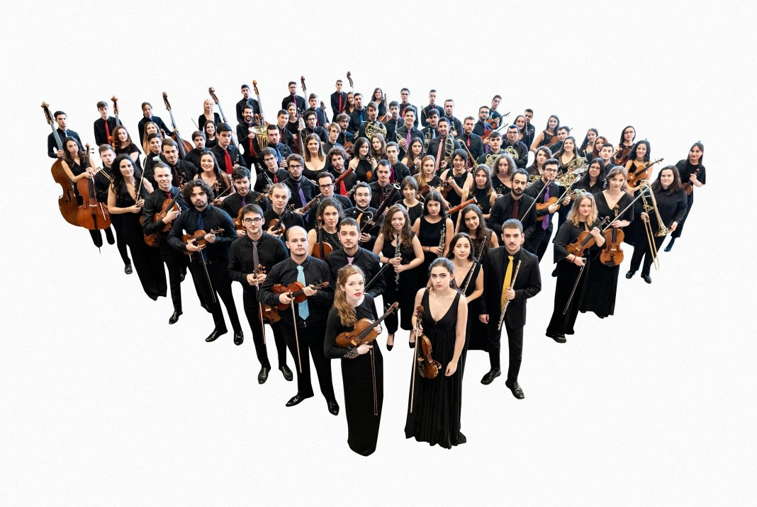 Joven Orquesta Nacional de España (Jonde) - PABLO PANIAGUA