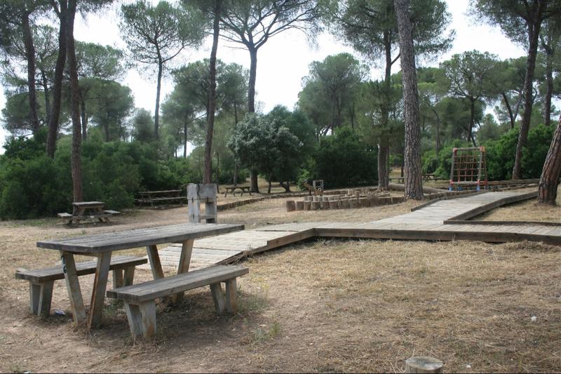 Merendero de los Pinares de Aznalcázar. ASAJA Sevilla