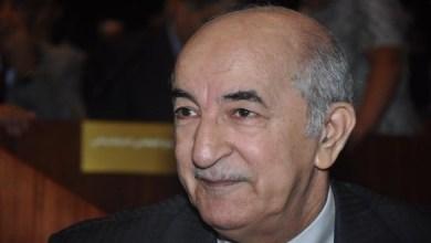 """Photo of عبد المجيد تبون: """"لن نصطدم برجال الأعمال ولكن الدولة دولة والمال مال"""""""