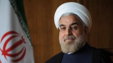 Photo of حسن روحاني بالجزائر في 15 مارس الجاري