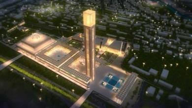 Photo of في انتظار تدشينه واطلاق اسمه:الصين تعلن انتهاء أشغال مسجد الجزائر الكبير بغلاف 2 مليار دولار