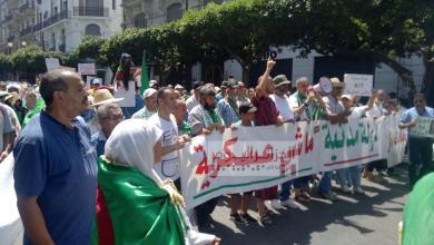 Photo of رشاد و الماك تخططان لإراقة دماء الجزائريين