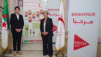Photo of جازي والهلال الأحمر الجزائري  يوزعان المساعدات على العائلات الفقيرة