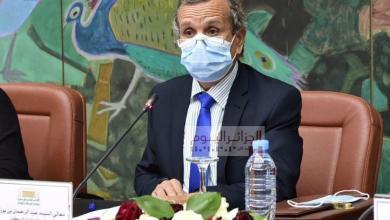 Photo of بن بوزيد يعرض الوضع الصحي المرتبط بجائحة كوفيد