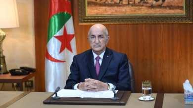 Photo of رئيس الجمهورية يهنئ الطلبة  بعيدهم الوطني