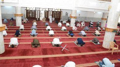 Photo of تعليق صلاة الجماعة بالمساجد التي يشملها حضر التجوال