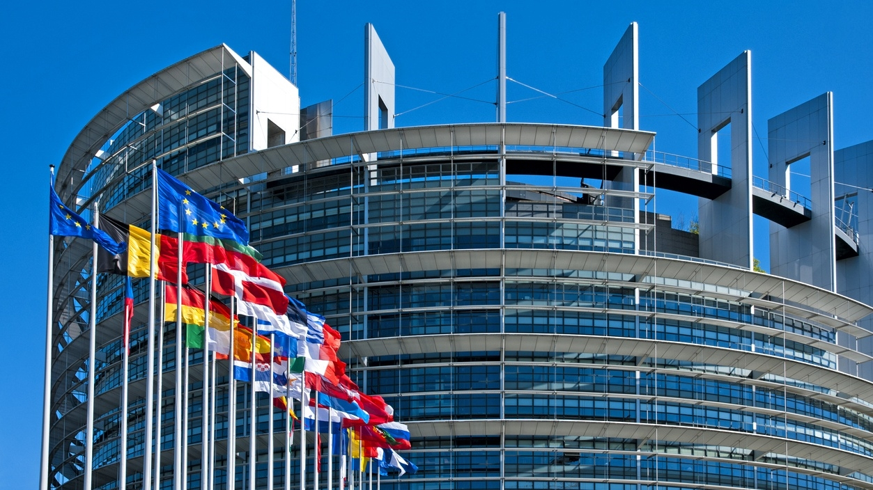 مقر البرلمان الاوروبي