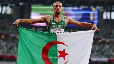 Photo of عثماني يهدي الجزائر ذهبية ويحطم الرقم العالمي